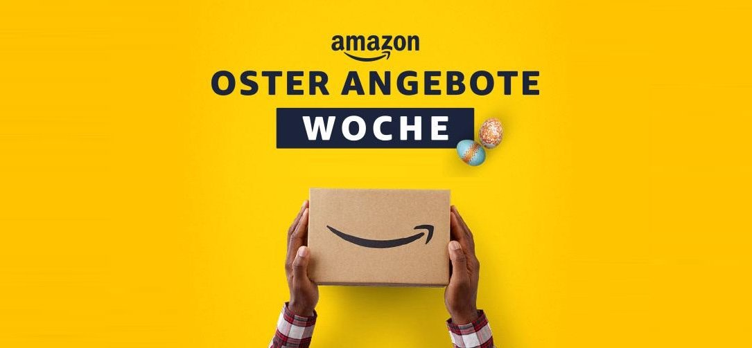 Amazon Oster Angebote Woche 2018