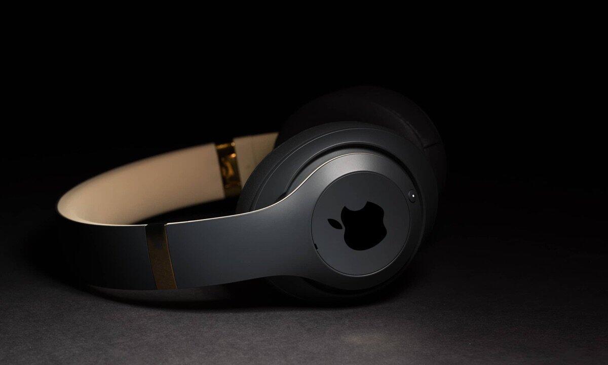 Apple Beats Headphone Logo Header