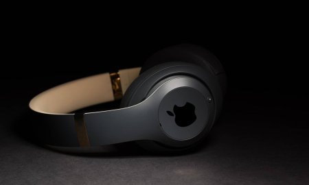 Apple Beats Headphone Logo Header