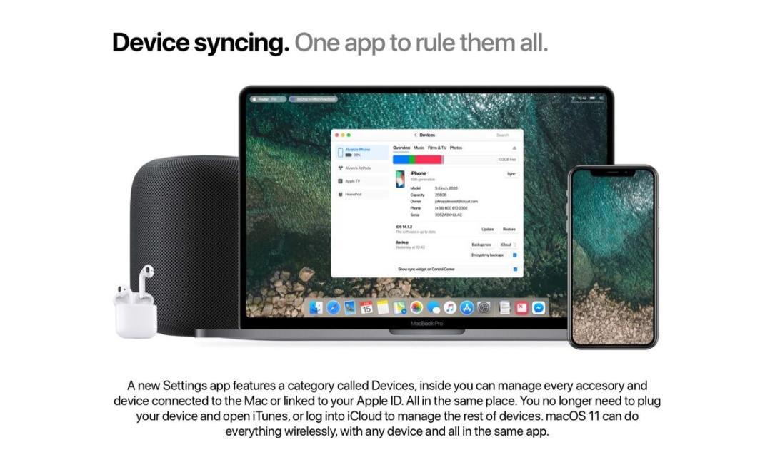 Apple Macos 11 Konzept