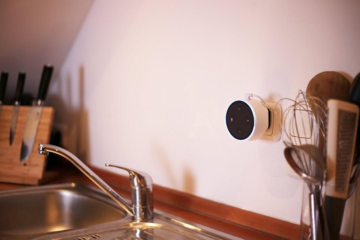 Concept Zero Amazon Echo Dot Header