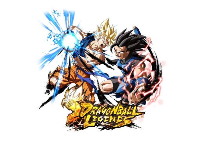 Dragon Ball Legends Header