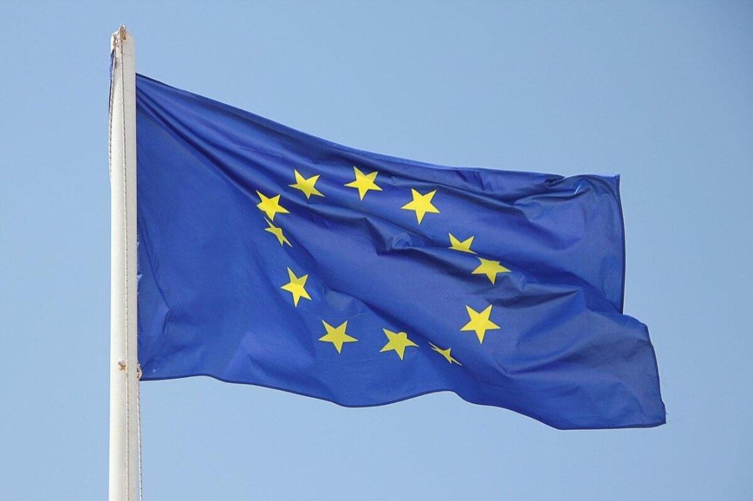 Europa Europe Flagge Fahne Cc0