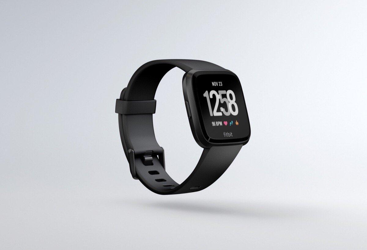 Fitbit Versa Front