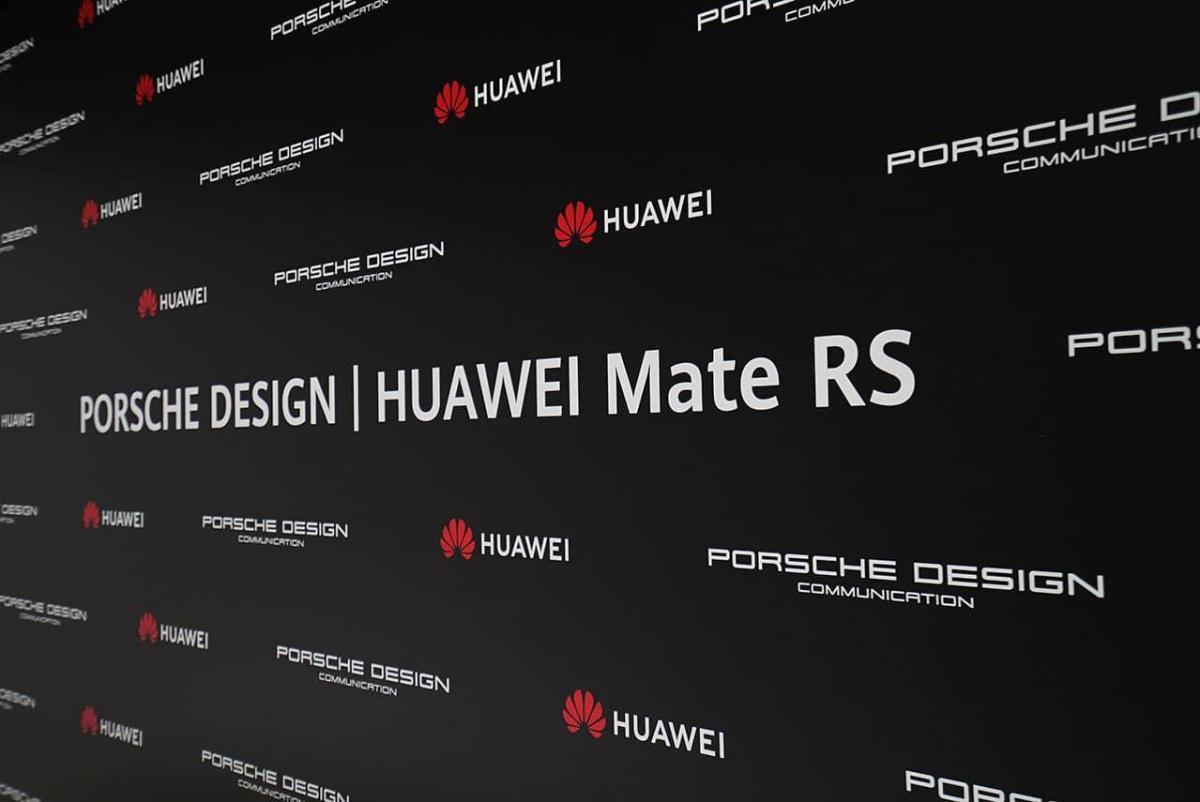 Huawei Mate Rs Porsche Design Banner