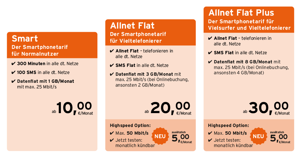 Img Congstar Allnet Flat Tarife Mit Highspeed Option