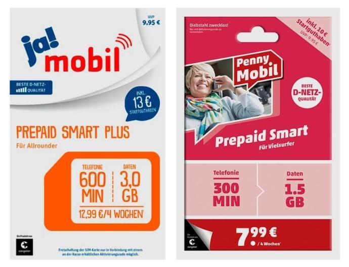 Img Congstar Datenvolumen Und Geschwindigkeit Penny Ja Mobil