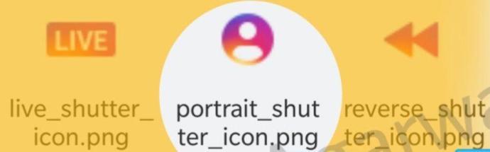Instagram Portrait Mode File