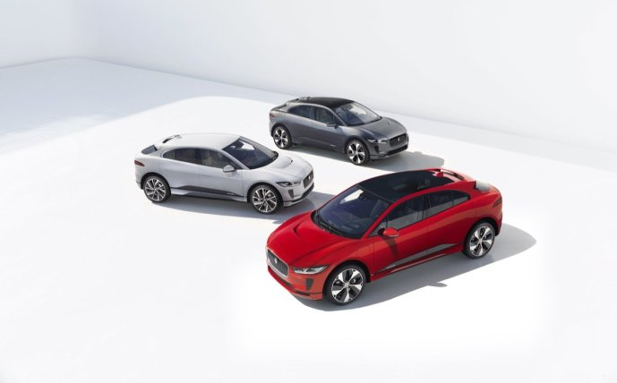 Jaguar I Pace Auto1
