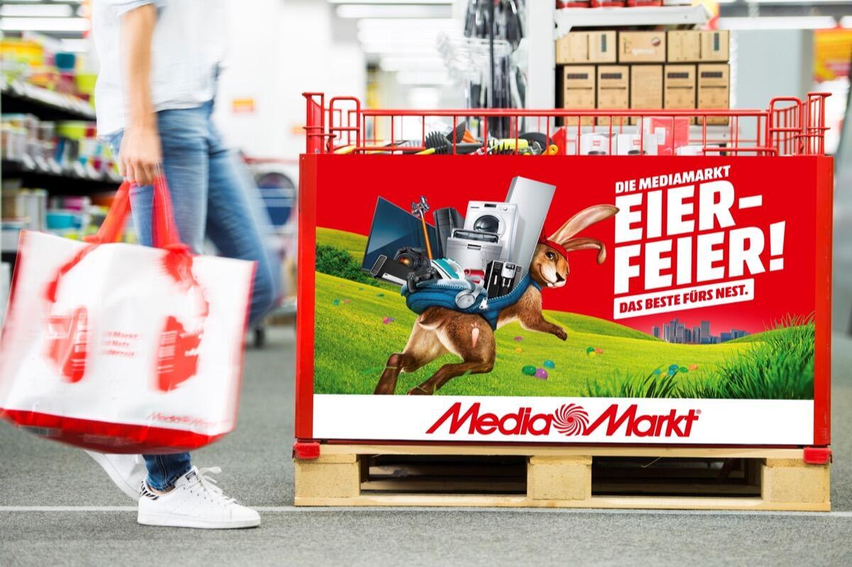 Mediamarkt Eier Feier 01