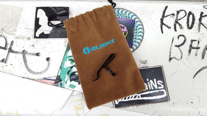 Olight S1R Baton TurboS Tasche