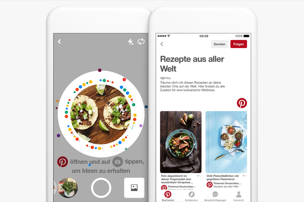 Pinterest Pincode Launch De 2