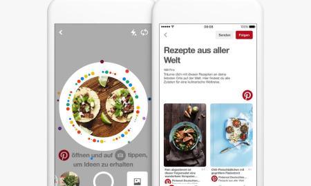 Pinterest Pincode Launch De 2