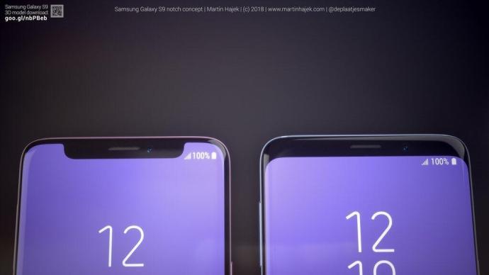 Samsung Galaxy S9 Notch 6