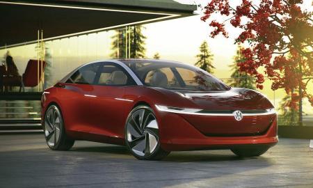 Vw Volkswagen Id Vizzion Header