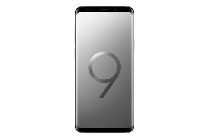 01 Galaxy S9 Titanium Gray