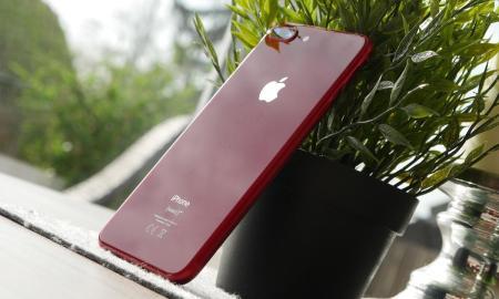 Apple Iphone 8 Red Header