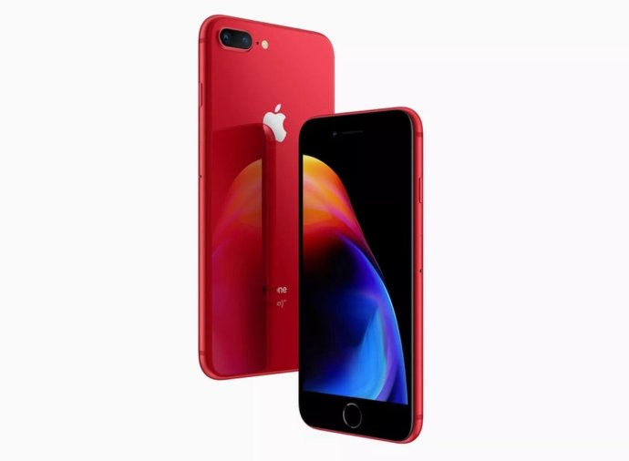 Apple Iphone 8 Rot Header