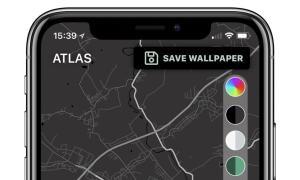 Atlas Wallpaper Ios 2