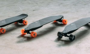 Boosted Boards Gen 3 Header