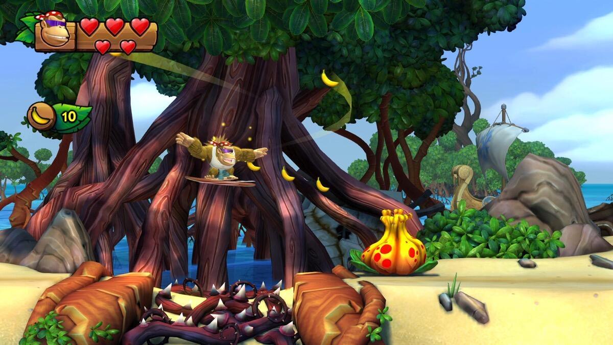 Donkey Kong Country Tf Screen4