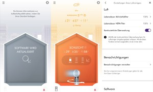 Dyson Pure Cool App