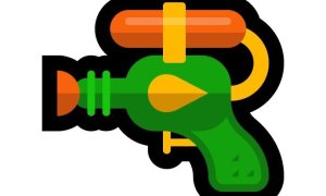 Emoji Pistol