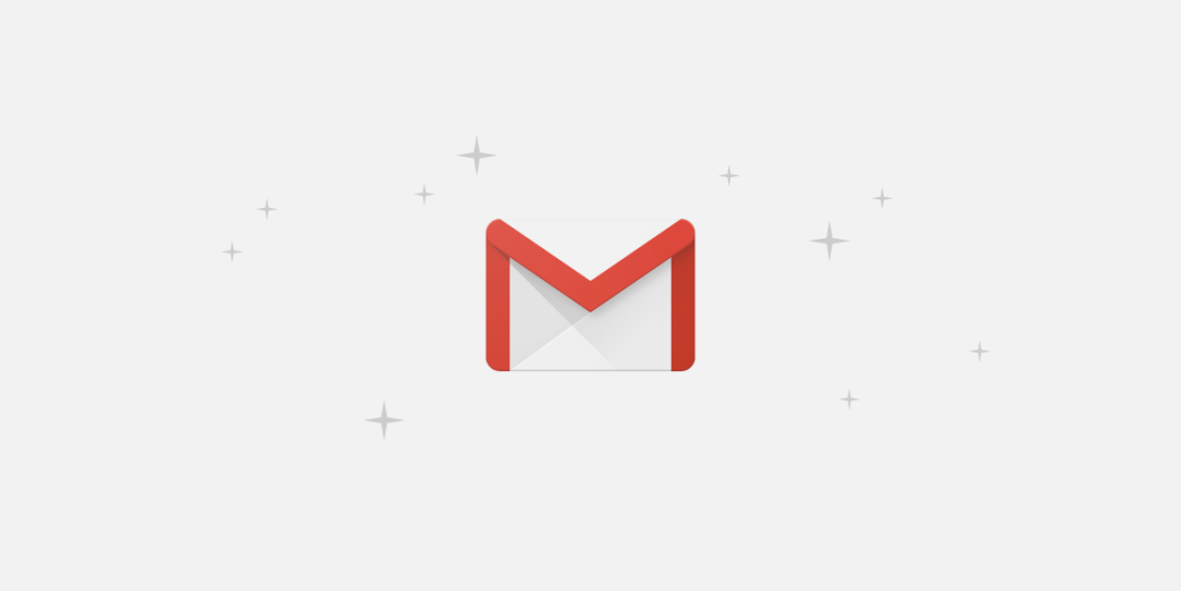 Gmail Header