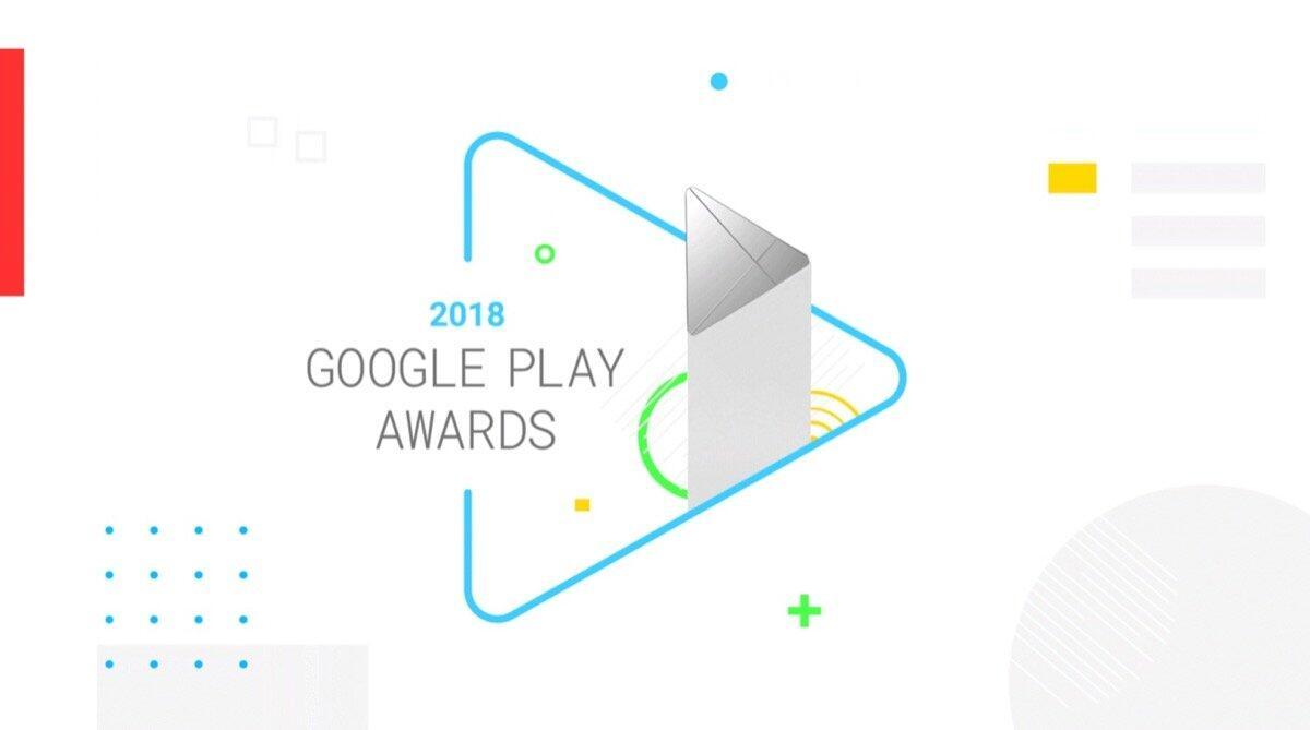 Google Play Awards 2018