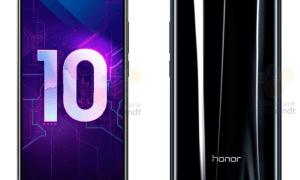 Honor 10 Schwarz