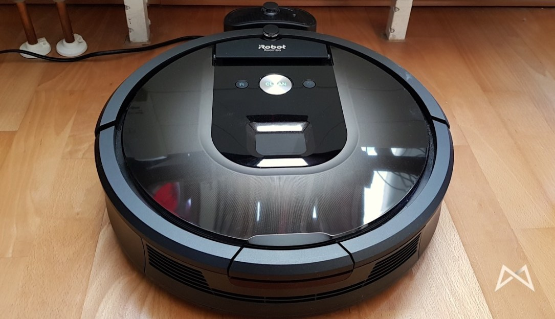 Irobor Roomba 980 Header