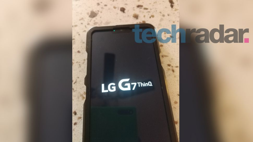 Lg G7 Thinq Leak Header