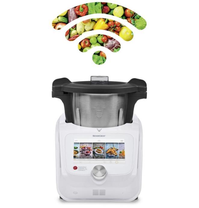 Lidl Küchenmaschine Monsieur Cuisine Connect ~ lidl verkauft ab heute küchenmaschine mit wlan