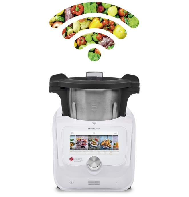 Monsieur Cuisine Connect Freisteller Wlan
