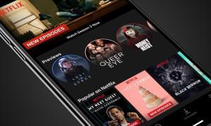 Netflix App Video Previews