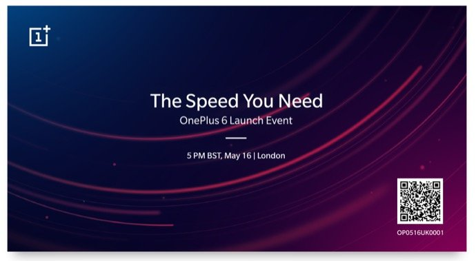 Oneplus Launch 6