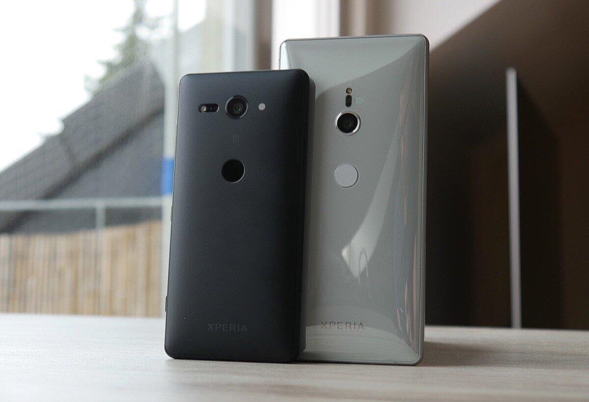 Sony Xperia Smartphone Header