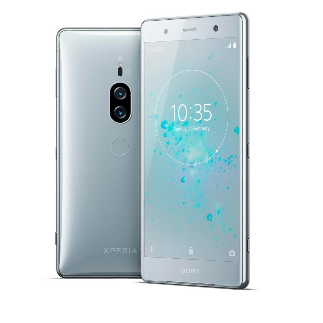 Sony Xperia Xz2 Premium Blau