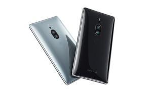 Sony Xperia Xz2 Premium Header