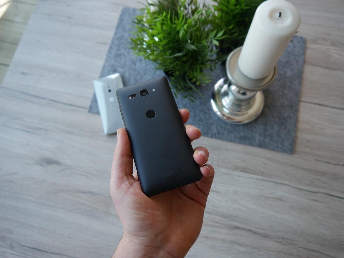 Sony Xperia Xz2 Test2