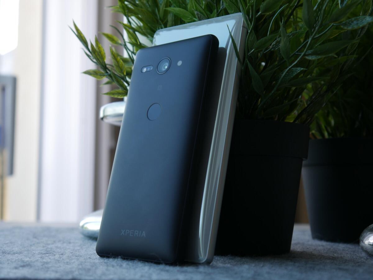 Sony Xperia Xz2 Test6