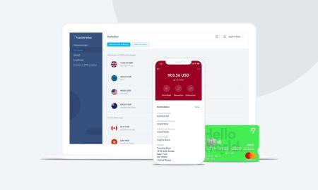 Transferwise Borderless Account De2