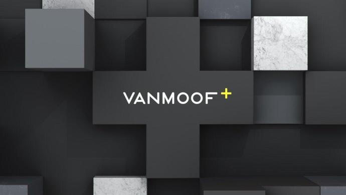 Vanmoof Plus Logo