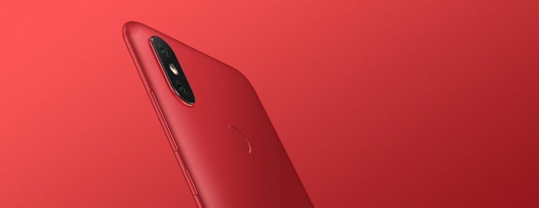 Xiaomi Mi 6x Header