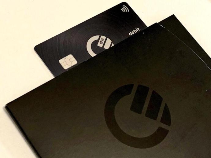 Curve Debit Kreditkarte