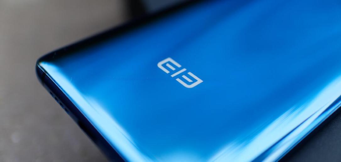 Elephone U Pro Back Logo 2