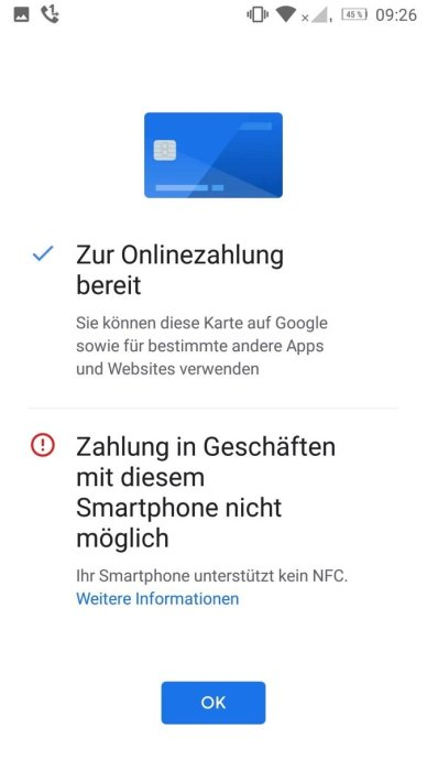 Google Pay Android 4