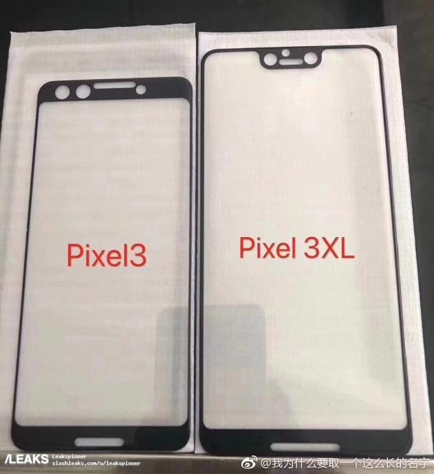 Google Pixel 3 Front