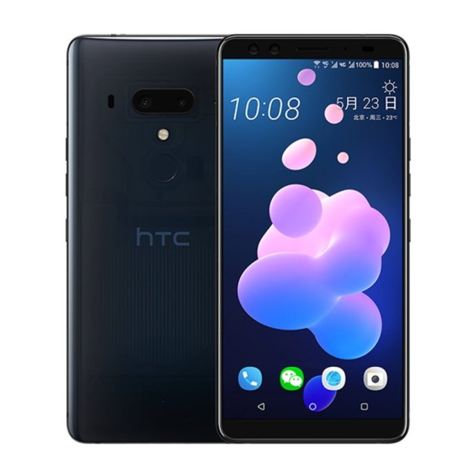 Htc U12 Plus Blau Transparent