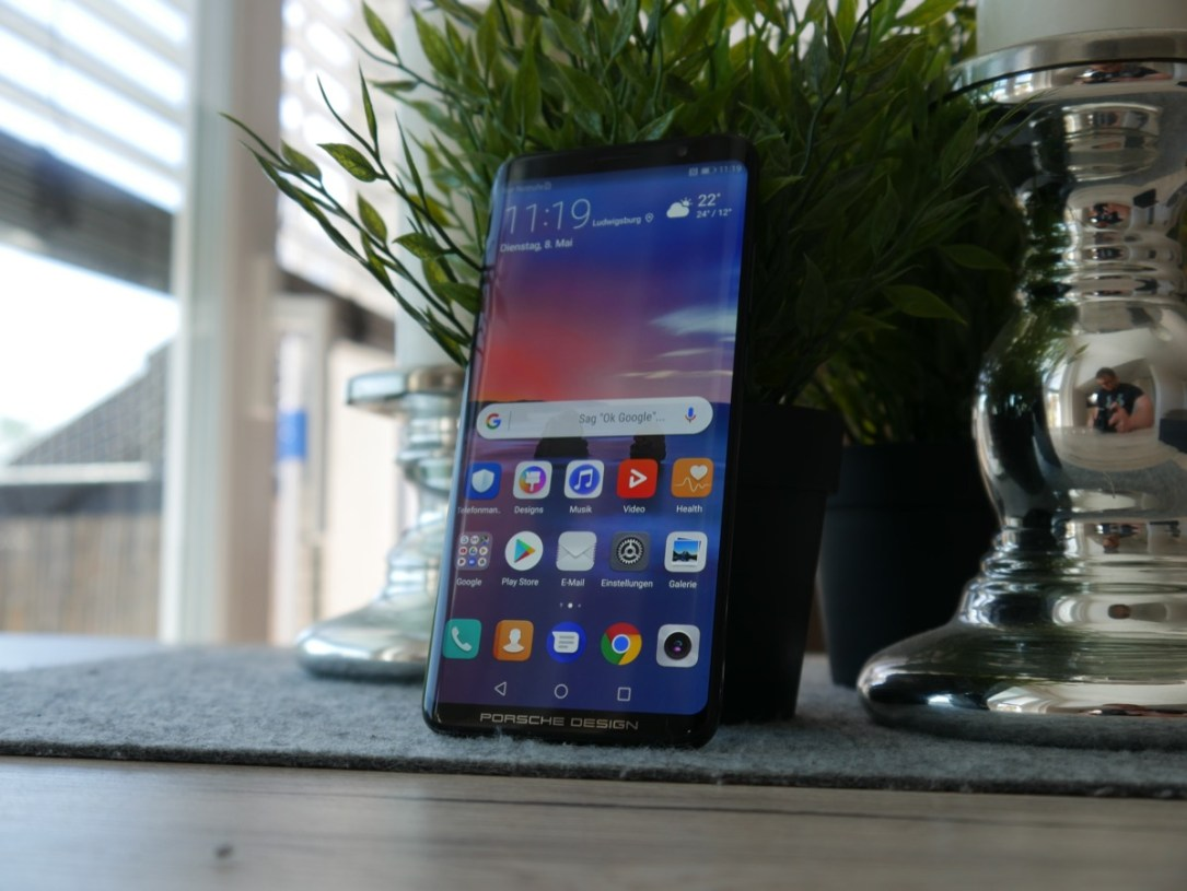 Huawei Mate Rs Unboxing10
